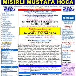 Mısırlı Medyum Mustafa Şikayetleri